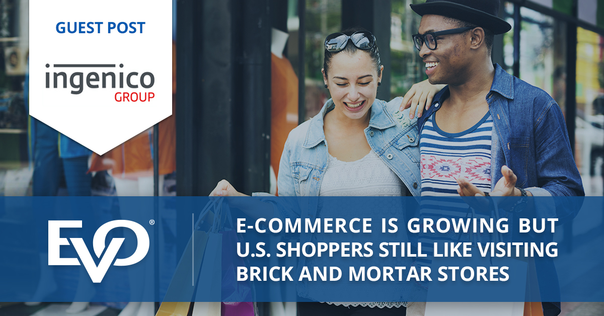 eCommerce is Growing but U S  Shoppers Still Like Visiting